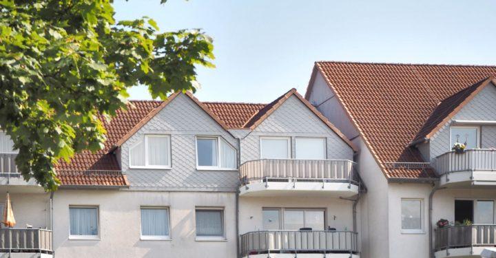 Gepflegte 2-Zimmer Mietwohnung zentraler Stadtlage, 31832 Springe, Dachgeschosswohnung