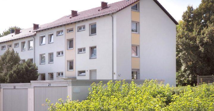 Zentrale 3-Zimmer-Eigentumswohnung in Springe, 31832 Springe, Dachgeschosswohnung